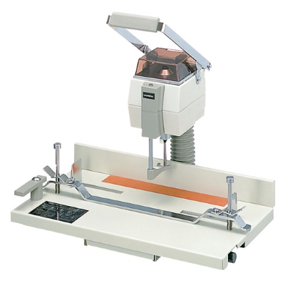 MBM 25 tabletop paper drill