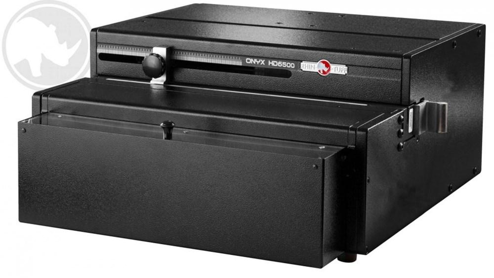 Rhin O Tuff Onyx Hd6500 Heavy Duty Punch System Comb