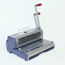 Akiles WireMac 3:1/2:1 Wire Binding Machine