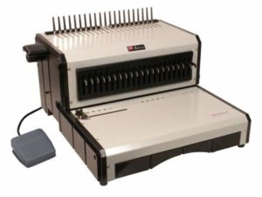 Binding supplies machines repair and branding solutions akiles alphabind ce malvernweather Choice Image