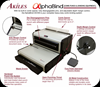 Akiles AlphaBind Comb Punch and Binding Machine