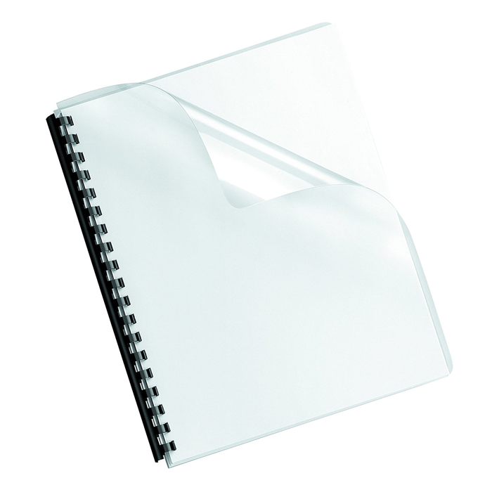 Clear and Matte Laminate Covers