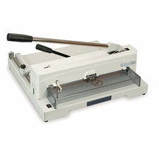 Formax Cut-True 13M Tabletop Manual Guillotine Cutter