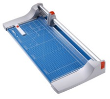 Dahle 444 Premium Rolling Trimmer, 26 3/8 cutting length