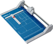 "Dahle 550 Professional Rolling Trimmer, 14 1/8"" cutting length"
