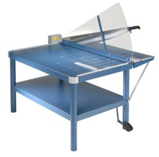 "Dahle 585 Large Format Premium Guillotine, 43 1/4"" cutting length"