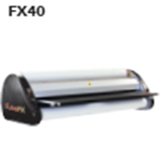"FuseFX FX40 40"" Desktop Roll laminator with Cooling Fans"