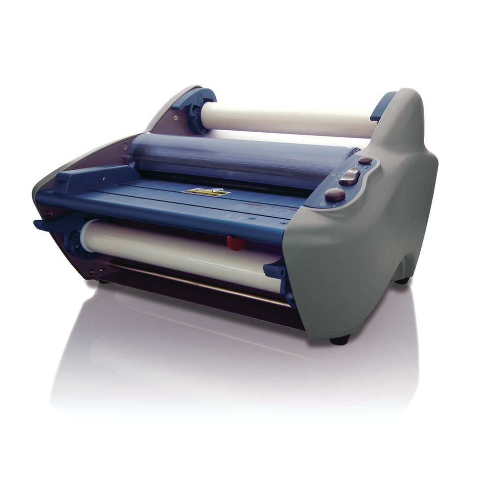 GBC Laminator, Ultima 35 EZload Thermal Roll Laminator, 12