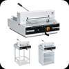 MBM Triumph 4315 Paper Cutter with optional stand or cabinet