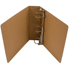 Recycled 3-ring binder from ReBind