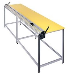 Rotary Trimmer Cutting Table