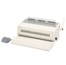 Tamerica 240 EPB Electric Comb Punch and Manual Bind 01240EPB