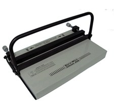 Tamerica Durawire Closer 450 Manual Wire Binding Machine