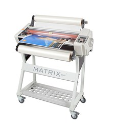 "Vivid Matrix Duo MD-650 26"" Dual Sided Roll Laminator"