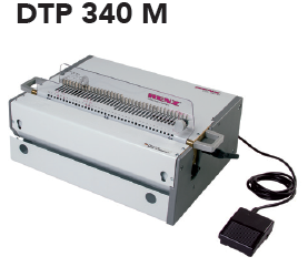 Renz DTP 340 M - Heavy Duty Modular Desktop Punch