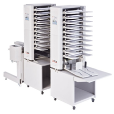 MBM FC10 Twin Tower Collating System - 20 Bin
