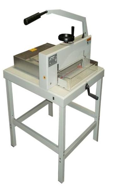 GuilloMax - Plus Heavy duty Paper Stack Cutter