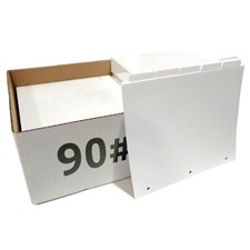 90# Index Tabs with Printable Inserts
