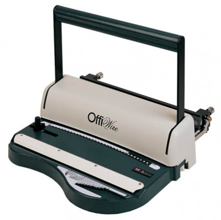 OffiWire Akiles 2:1 & 3:1 Punch & Binding Machine