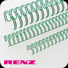 Green Renz Wire Binding