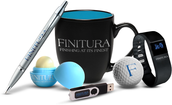 Marketing and Promotional Materials Made by Finitura